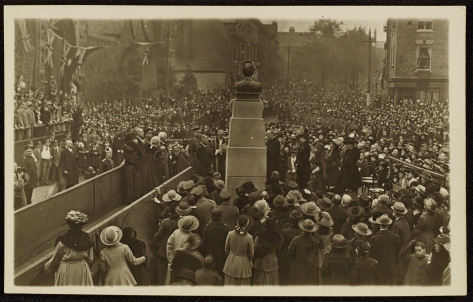 Swain 2 of unveiling 1918